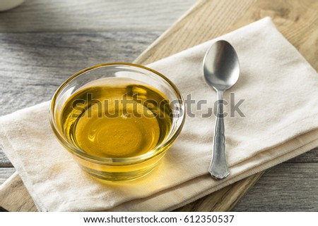 Shutterstock Raw Organic Sweet Light Agave Syrup in a Bowl