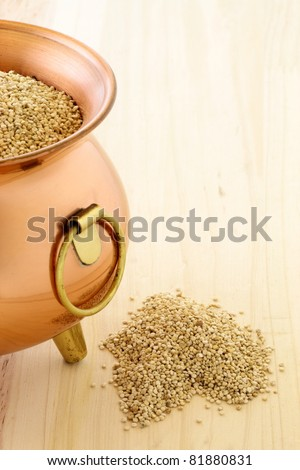 raw quinoa having the most complete proteins of any grain, it is also a great source of vitamins and minerals.