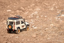 rc controlled off-road vehicles and control