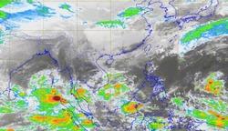Rdar map of Thailand flooding