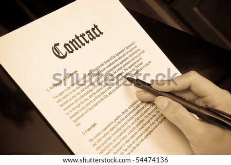 Reading the Contract Concept