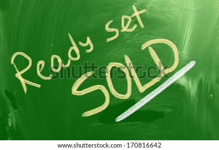 Ready Set Sold Concept
