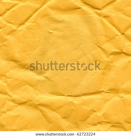 Real Business Envelope Paper Close Up