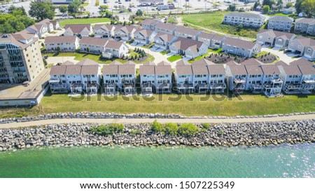 Real Estate Aerial Photography Home for sale
