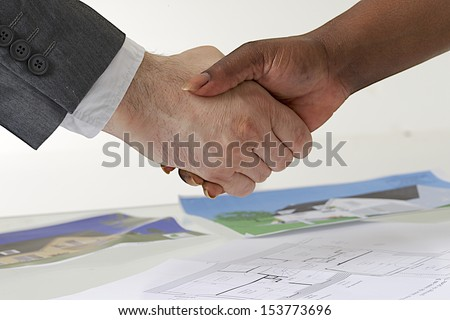 Real Estate - Handshake - Real Estate Partners