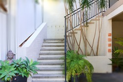 real estate interior stairs design