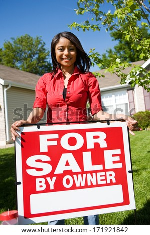 Real Estate: Woman Ready To Sell Home