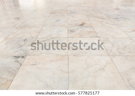 Real marble floor tile pattern for background. #577825177
