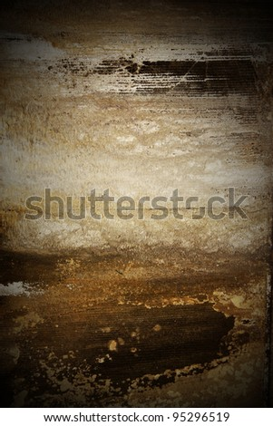 real molded wall as abstract backgrounds for insert text or design