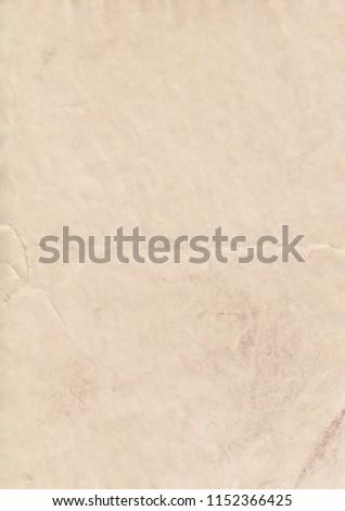 Real old paper, vintage paper background #1152366425