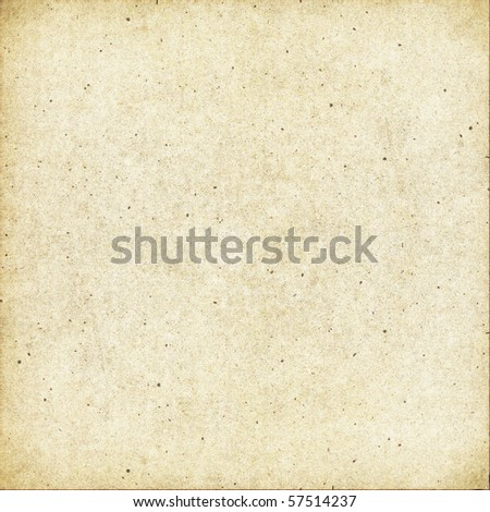 Real Paper Cardboard - stock photo