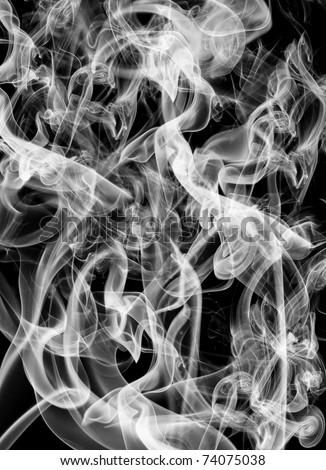 real smoke background
