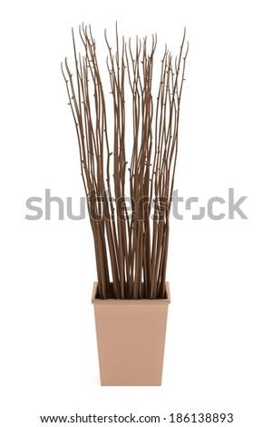 realistic 3d render of vase #186138893