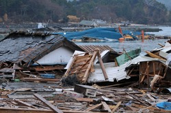 Reality of the tsunami disaster. The outbreak of the unprecedented Great East Japan Earthquake and tsunami