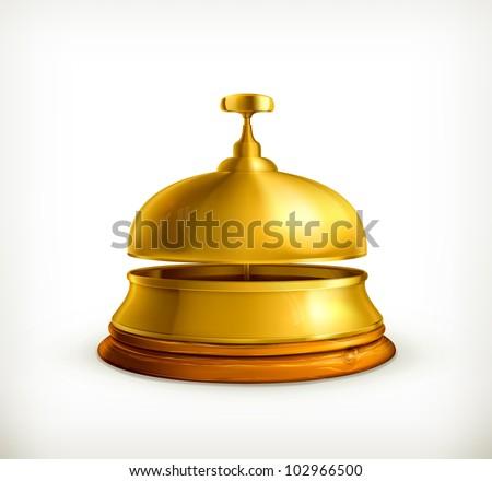 Reception Bell, bitmap copy