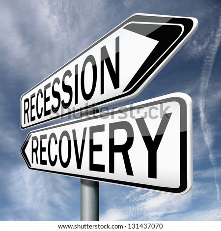 recession or recovery from global financial bank crisis. Stock market crash or growth. Euro or dollar depression and inflation.