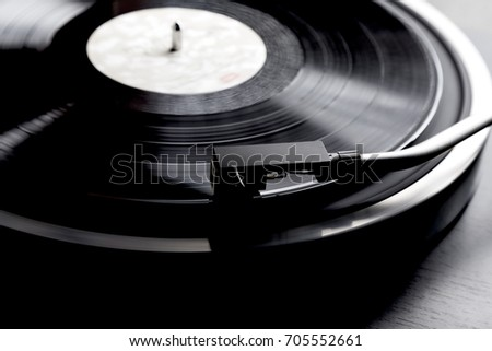 Record and Record Player #705552661