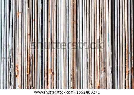 Record Packing Range. Background, texture of thin stripes. Colorful stripes. Different ribbons #1552483271