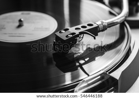 Record-player on. #546446188