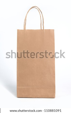 recycle paper bag
