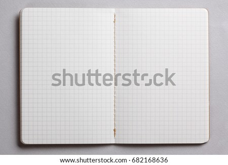 Recycled paper notebook #682168636