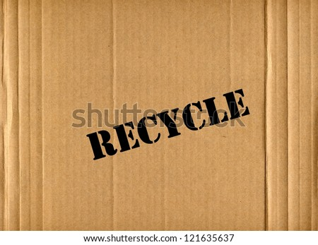 recycled paper - please recycle