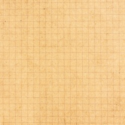 Recycled yellow  paper  texture or background with cell. High resolution