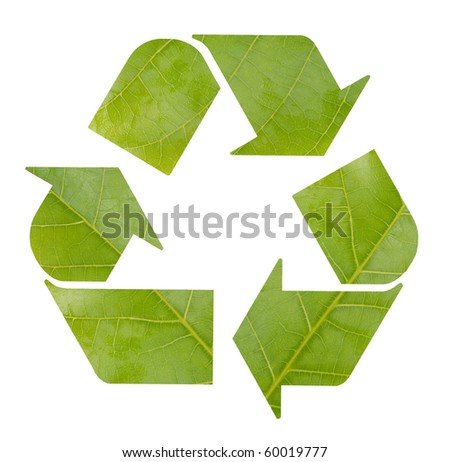 Recycling symbol #60019777
