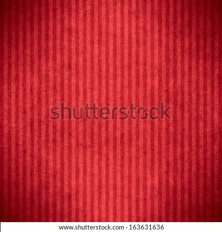 red abstract paper background or stripe pattern cardboard texture