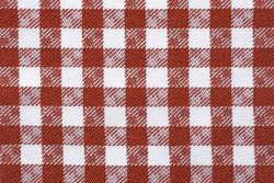 Red And White Seamless Gingham Pattern, Checkered Background, gingham Background