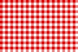 red and white tablecloth italian style texture wallpaper