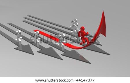 red arrow -2