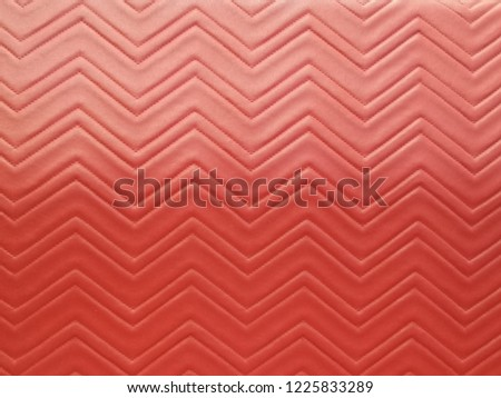 Red background of zigzag shape, texture #1225833289