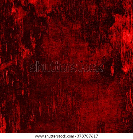 red background texture cement wall