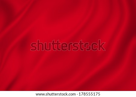 Red background texture, full frame