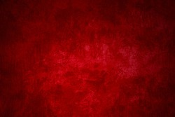 Red background texture with dirty color