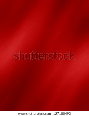Red background with some shades and damaged surface