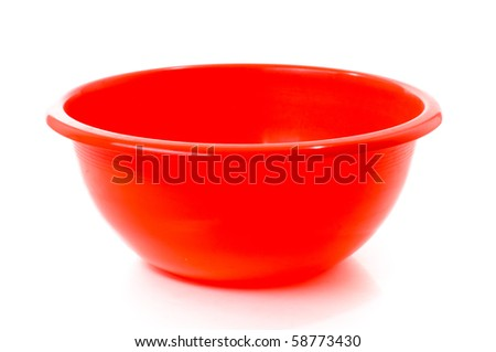 Red basin