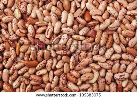 red beans texture closeup detail
