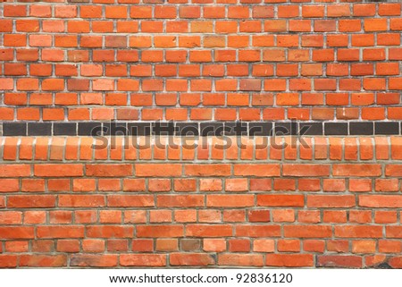 red black texture outdoor Brick Background