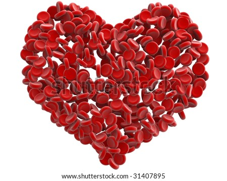 blood cells pictures. stock photo : red lood cells