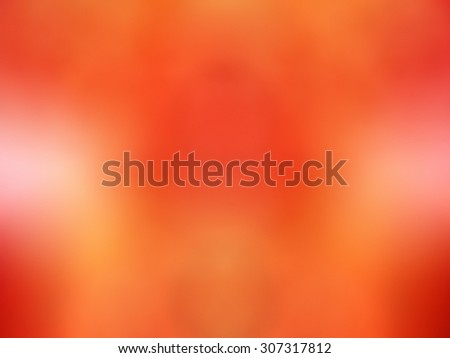 Red blur abstraction. Blurred background, pattern, wallpaper, smooth gradient texture color. Raster abstract design for your business.