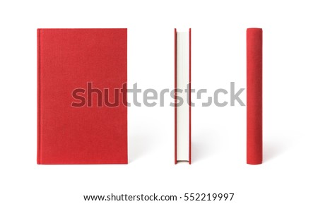 Red book, the view from three angles #552219997