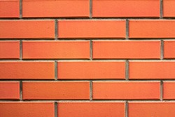 red brick background and texture