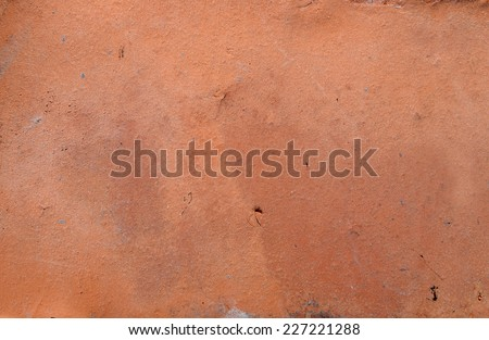 Red brick texture macro closeup, old detailed rough grunge texture
