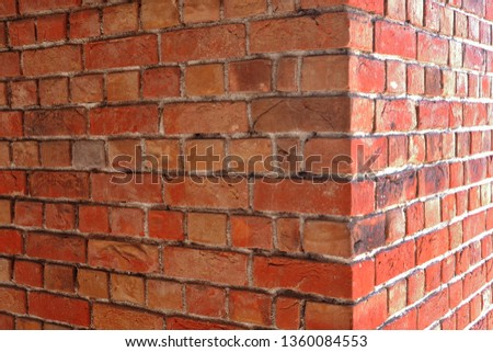 Old Brick Wall Corner Background Images And Stock Photos Avopix Com