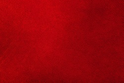 Red canvas abstract texture background