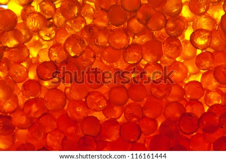 red caviar.background