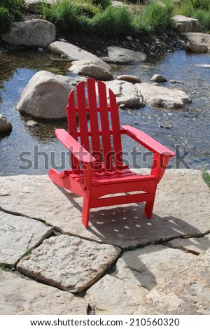 Red Chair 2