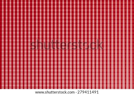 Red checked abstract background